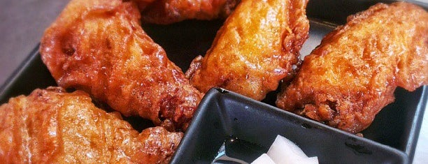 BonChon Chicken is one of eat.