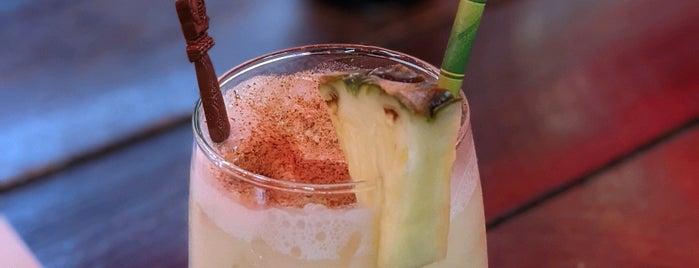 Kahuna Tiki is one of Cocktail To-Do List.