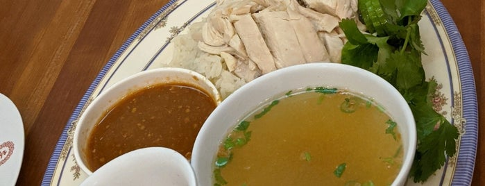 Nong's Khao Man Gai is one of Lieux sauvegardés par Karen.