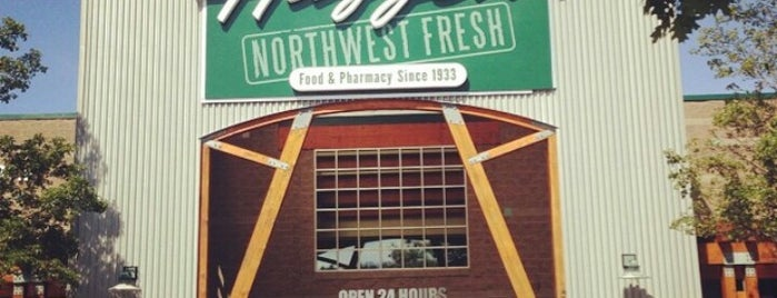 Haggen Northwest Fresh is one of Grace's Liked Places.