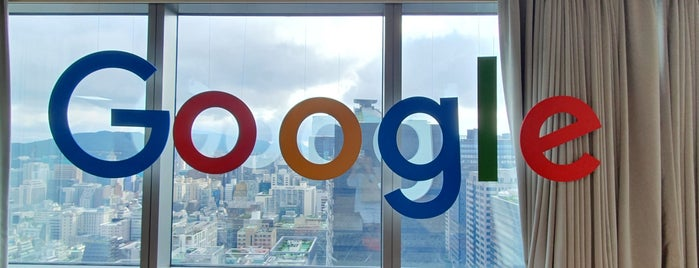 Google Korea is one of Tempat yang Disukai Kyusang.
