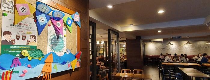 Starbucks Reserve is one of Orte, die Kamui gefallen.