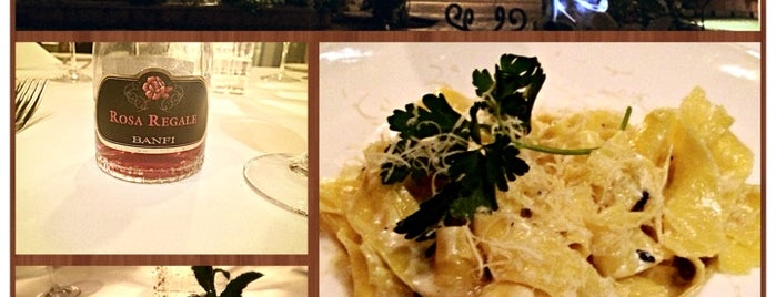 La Spiga is one of Palm Springs Favs.