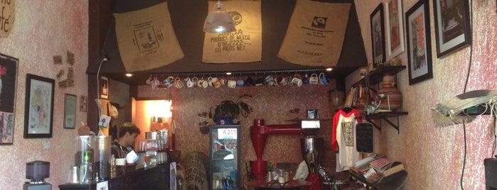 bello café is one of Tempat yang Disimpan Tamara.