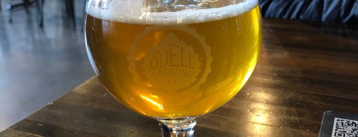 Odell Brewing - Denver is one of Denver-To-Do List.