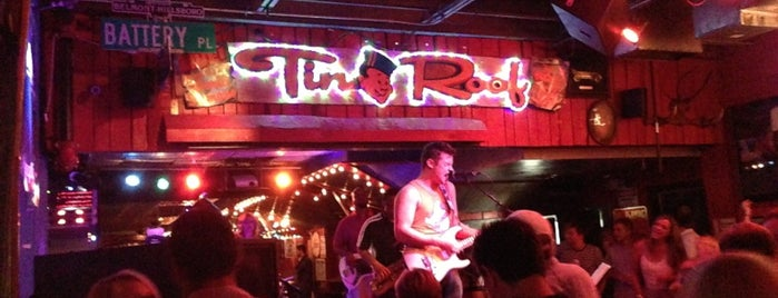 Tin Roof is one of Nashville.