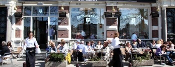 De Ysbreeker is one of My Amsterdam.