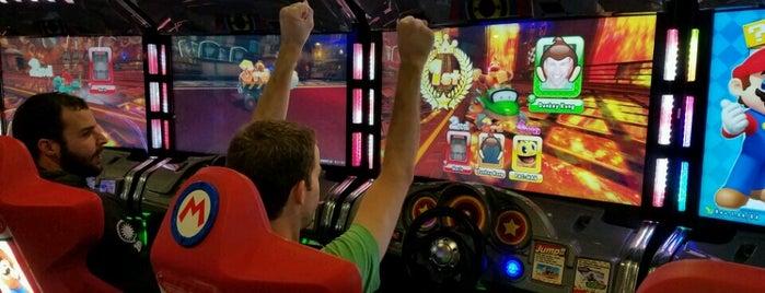 Round 1 Bowling & Amusements is one of Seattle, WA.