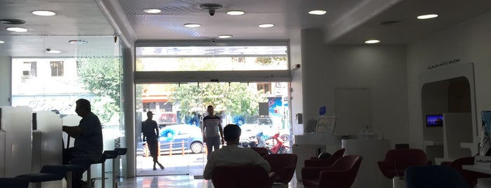 Saman Bank | بانک سامان is one of สถานที่ที่ Nazanin ถูกใจ.