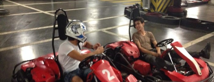 Sanko Park Go-Kart is one of Seyyidさんのお気に入りスポット.