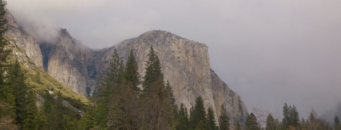 Yosemite Rim National Park is one of San FCO.