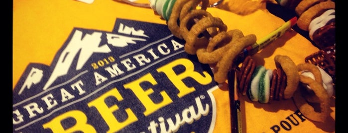 Great American Beer Festival is one of Beer time.