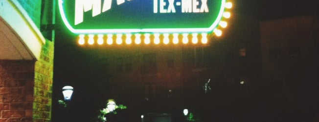 Maudie's Tex-Mex is one of Lugares favoritos de Chad.