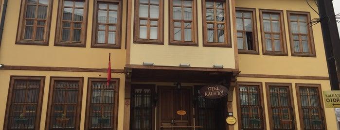 Kale İçi Otel is one of Niyazi💗.