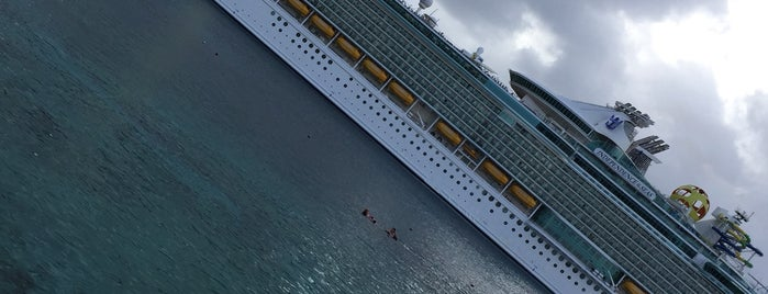 Brilliance of the Seas-Royal Caribbean is one of 🏝COZUMEL🐠.