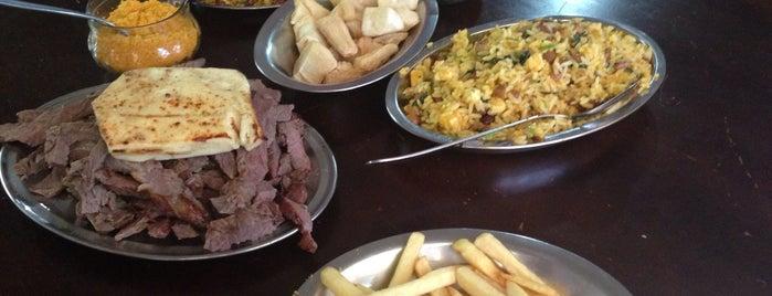 Barraca Asa Branca is one of Melhores do Rio-Restaurantes, barzinhos e botecos!.