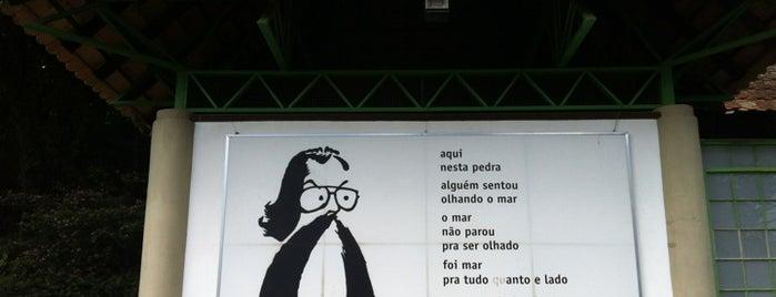 Pedreira Paulo Leminski is one of Curitiba.