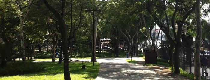 Parque Antônio Fláquer (Ipiranguinha) is one of Parques em SP.