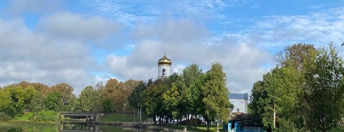 Богоявленский Собор is one of Elena : понравившиеся места.