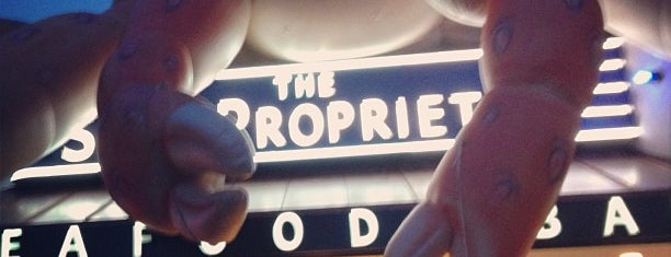 The Sole Proprietor is one of Top 10 dinner spots in Worcester, MA.