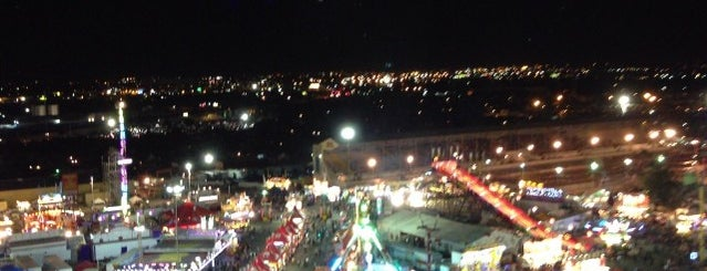 Arizona State Fair is one of Lugares favoritos de Be.
