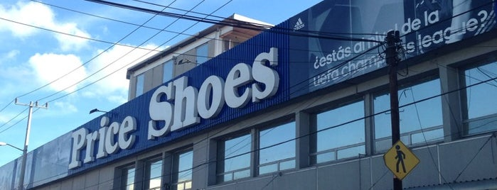 Price Shoes Vallejo is one of Tempat yang Disukai Isa.