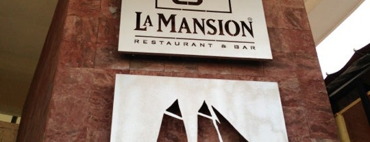 La Mansión Interlomas is one of Carnes.