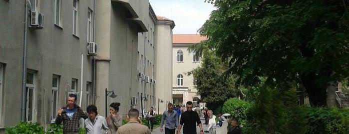 Haydarpaşa Sultan Abdülhamid Han Eğitim ve Araştırma Hastanesi is one of Banu 님이 좋아한 장소.