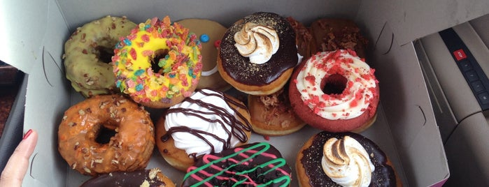 Pinkbox Doughnuts is one of Vegas.