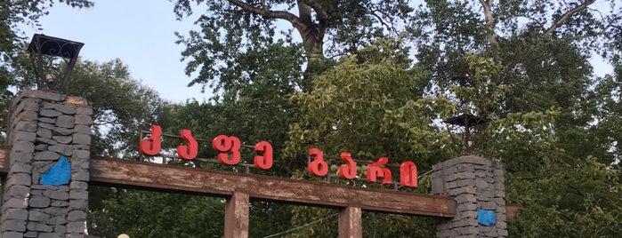 Rustavi Park of Culture and Rest is one of สถานที่ที่ ☀ Sani ถูกใจ.