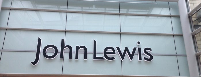 John Lewis & Partners is one of Lugares favoritos de Mike.