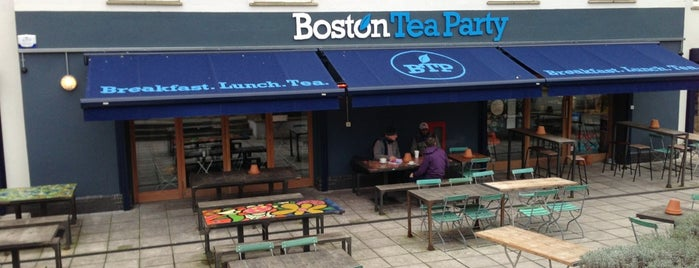 Boston Tea Party is one of Barry'ın Beğendiği Mekanlar.