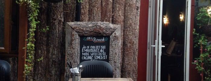 Cafe Ronak is one of Brisrol.