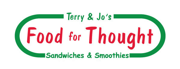 Terry & Jo's Food for Thought is one of Locais curtidos por Pamela.