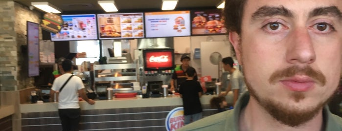 Burger King Calenzano is one of Dennis 님이 좋아한 장소.
