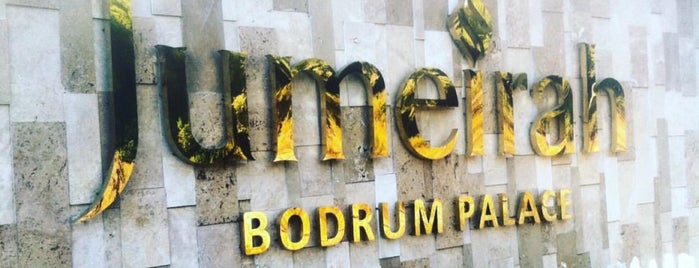 Jumeirah Bodrum Palace is one of HOliDaY🏊🏼.