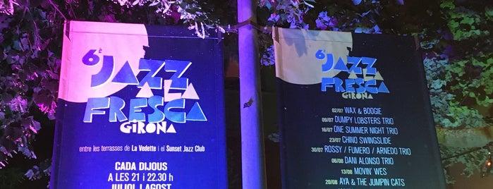 Sunset Jazz Club is one of Gespeicherte Orte von Tim.