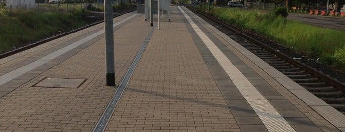 Bahnhof Alsdorf-Annapark is one of Bahnhöfe im AVV.