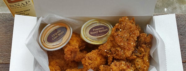 Wishbone Craft Fried Chicken is one of Orte, die Rory gefallen.
