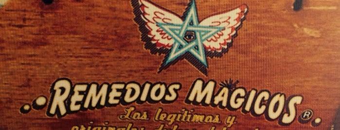 Remedios Mágicos is one of Locais salvos de Cynthia.