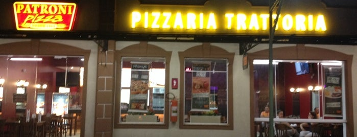 Patroni Pizza is one of Locais curtidos por Alarico.