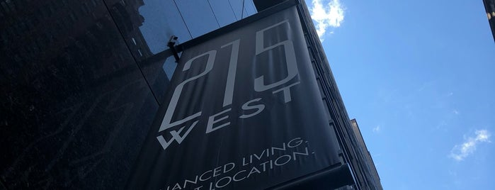 215 West Apartments is one of CHItown.