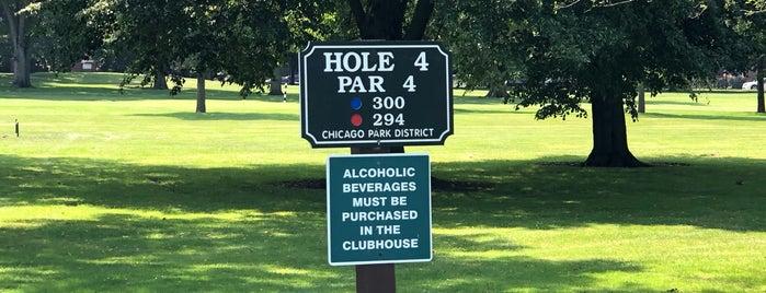 Jackson Park Golf Course is one of Posti salvati di Jeff.