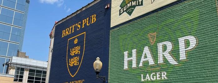 Brit's Pub is one of Favorite Nightlife Spots.