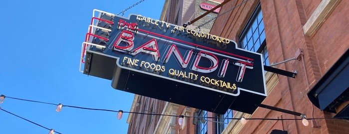 The Bandit is one of Chicago.