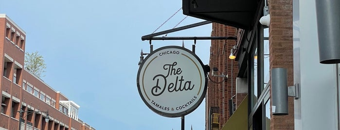 The Delta is one of Chicago_Drinks.