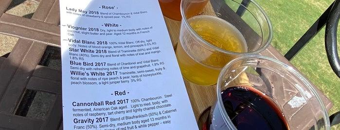 Ashton Creek Vineyard is one of Best Of Virginia.