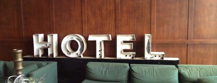 Ace Hotel Portland is one of Portland To Do List.