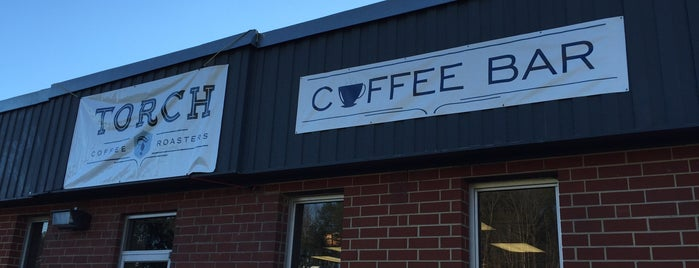 Torch Coffee Roasters & Coffee Bar is one of NC YumYum NomNom.