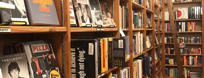 Third Place Books is one of Bookshops - US West.